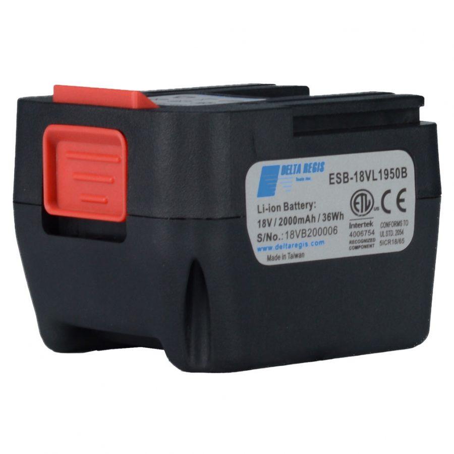 ESB-18VL1950B  Li-ion Battery