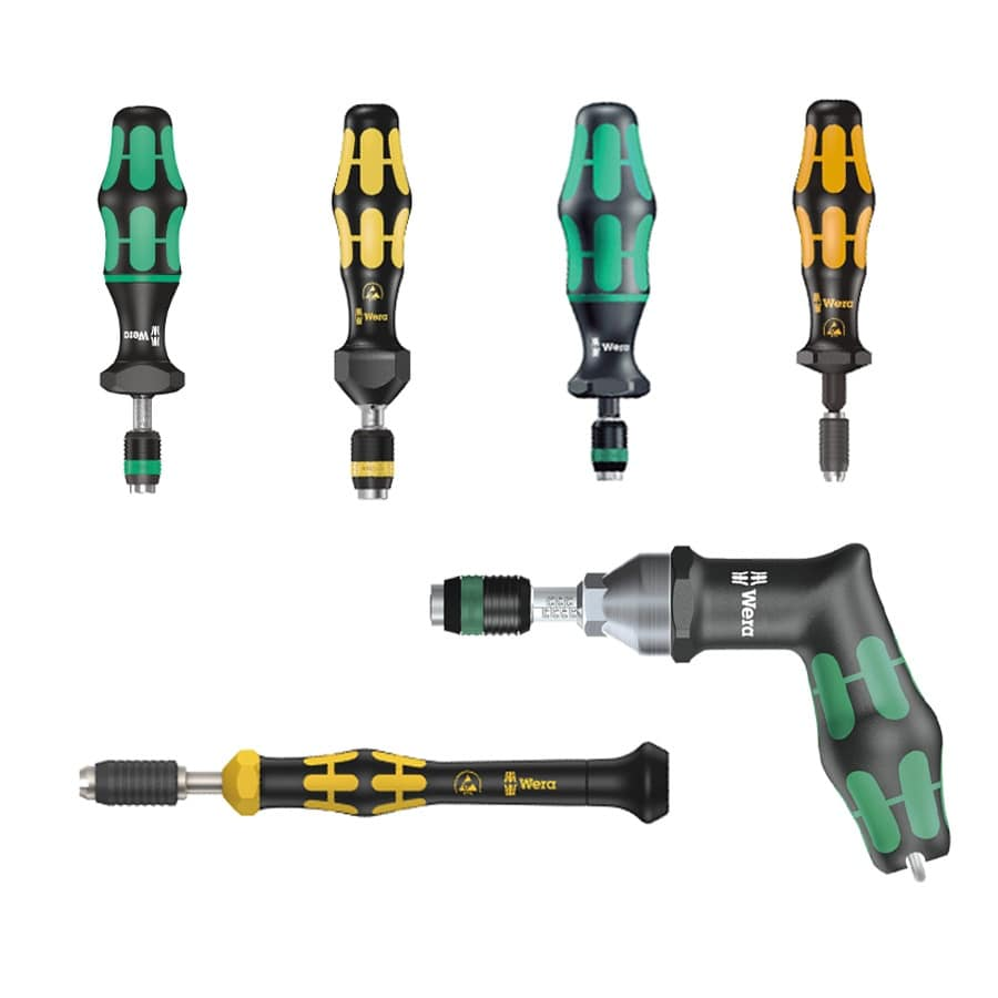 Manual Torque Screwdrivers