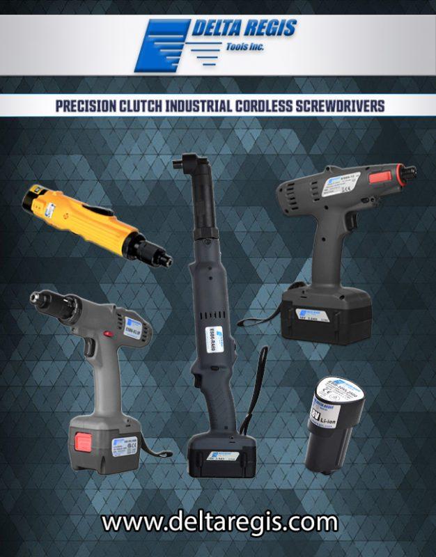 Delta Regis Cordless Tool Catalog