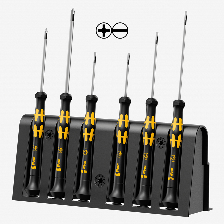 DR95-0301706 pc. ESD Safe Micro Screwdriver Set