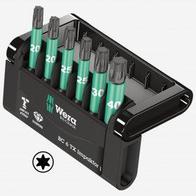 DR95-0576936 pc. Impaktor Torx Power Bit Set