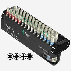 DR95-07110930 pc. Stainless Bit Set with Rapidaptor