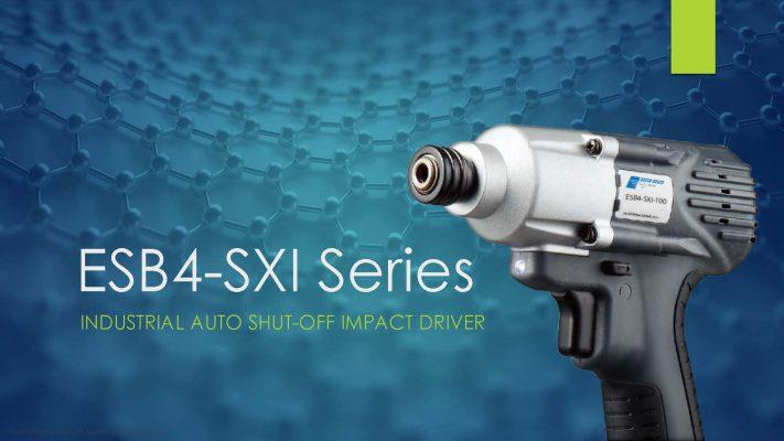 ESB4-SXI Series Industrial Auto Shut-Off Impact Driver
