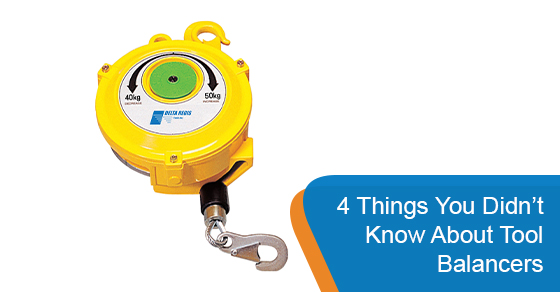 4 Things You Didn't Know About Tool Balancers