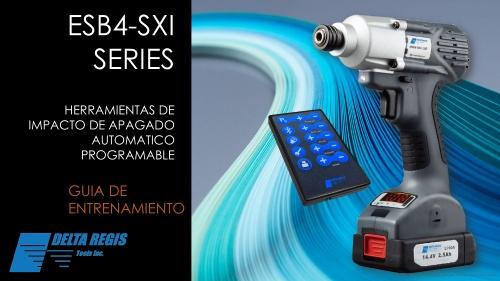 Delta Regis ESB4-SXI Training Presentation Spanish